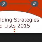 LinkBuilding Strategies 2015